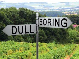 dull-boring